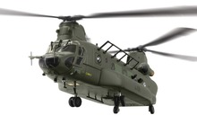 new rare Fine Corgi 1/72 British CH-47 Chinook heavy duty helicopter ZH904 AA34213 Collection model Holiday gifts(China)