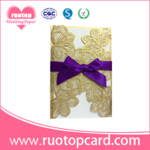 Custom printed cheap full color pop-up birthday greeting card Customized Greeting Card(China)