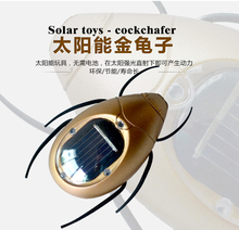 Popular Kids Solar Toys Power Energy Solar Scarab Children Teaching Toy Gift For Kids Solar Energy Toys