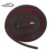 2017 4M Type Car Seal Strip Auto Door Window Trunk Seal Dustproof Sound Insulation EPDM RUBBER Strips New Arrival(China)