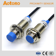 non flush type proximity switch FR18-8DP3 M18 cylinder proximity sensor china manufacturing