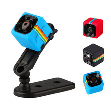 SQ11 Mini Camera HD 1080P Night Vision Camcorder Car DVR Infrared Video Recorder Sport Digital Camera WIth TF Card Slot DV Cam