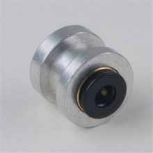 Reprap 3D printer Titan Extruder Groove Mount Bowden Adaptor - 1.75mm/3mm Filament (4mm/6mm OD Tubing)