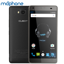 "CUBOT Echo Smartphone 3G Android 6.0 OS MTK6580 Quad Core 5.0"" IPS HD Screen 2GB RAM 16GB ROM 5MP 13MP Dual Cameras Mobile Phone(China)"