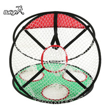 Balight Portable Outdoor Sport Golf Practice Ball Net Outdoors Sports Fitness Golf Training Equipment Hitting Nets Free Shipping(China)