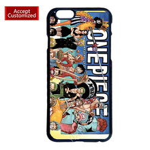 One Piece Characters Pattern Cover Case for Samsung Galaxy S2 S3 S4 S5 Mini S6 S7 S7 Edge Plus Note 2 3 4 5