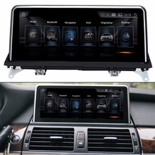 "10.25"" all in one touch Android Car Raido GPS for BMW X5 E70 (2007-2013)/BMW X6 E71(2007-2014) CIC and CCC Car Multimedia Player(China)"