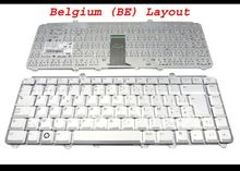 New AZERTY Laptop keyboard for Dell for inspiron 1400 1520 1521 1525 1526 1540 1545 1420 1500 XPS M1330 M1530 Silver Belgium BE