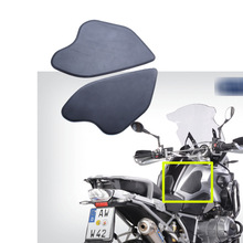One Set Black Motorcycle Tank Pad 28051-002 For BMW R 1200 GS LC 2013-2016