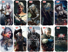 the witcher 3 Cell Phone Cover For iphone 4 4S 5 5S SE 5C 6 6S 7 Plus For iPod Touch 4 5 6 For Nokia Lumia 520 630 930 Case
