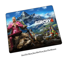 far cry mouse pad Christmas gifts mousepads gaming mouse pad gamer padmouse Colourful large personalized mouse pads keyboard pad