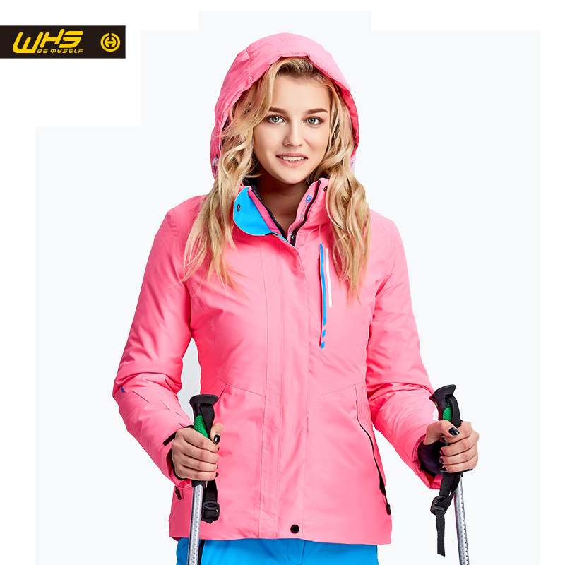 WHS New Women ski Jackets winter Outdoor Warm Snow Jacket coat female waterproof snow jacket ladies breathable sport clothes<br><br>Aliexpress