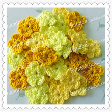Best selling 200 pic 1.8cm Luxury brand favorite guangzhou lace fabric real touch mini faux flower as scrapbooking petals china