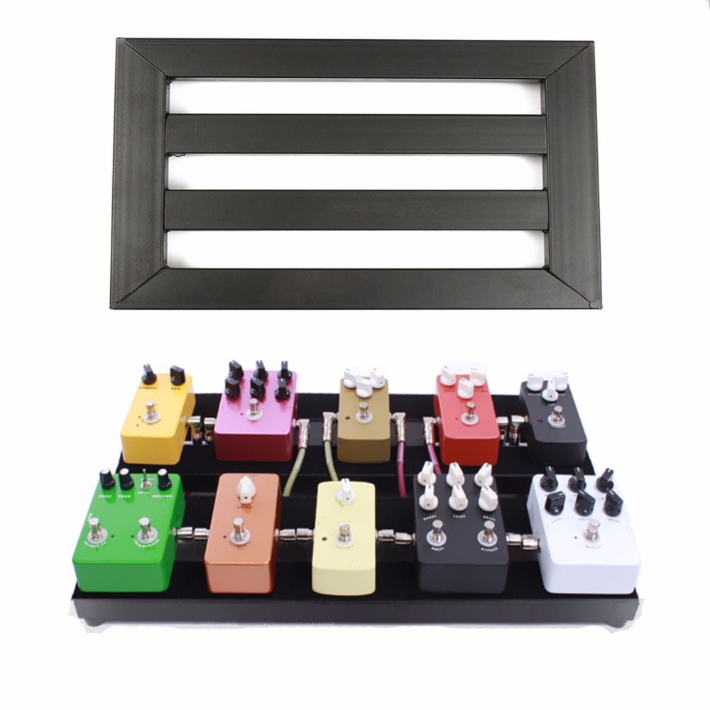 Pedalboards Effects Pedal Board Cases Electric Guitar With Soft Case<br>