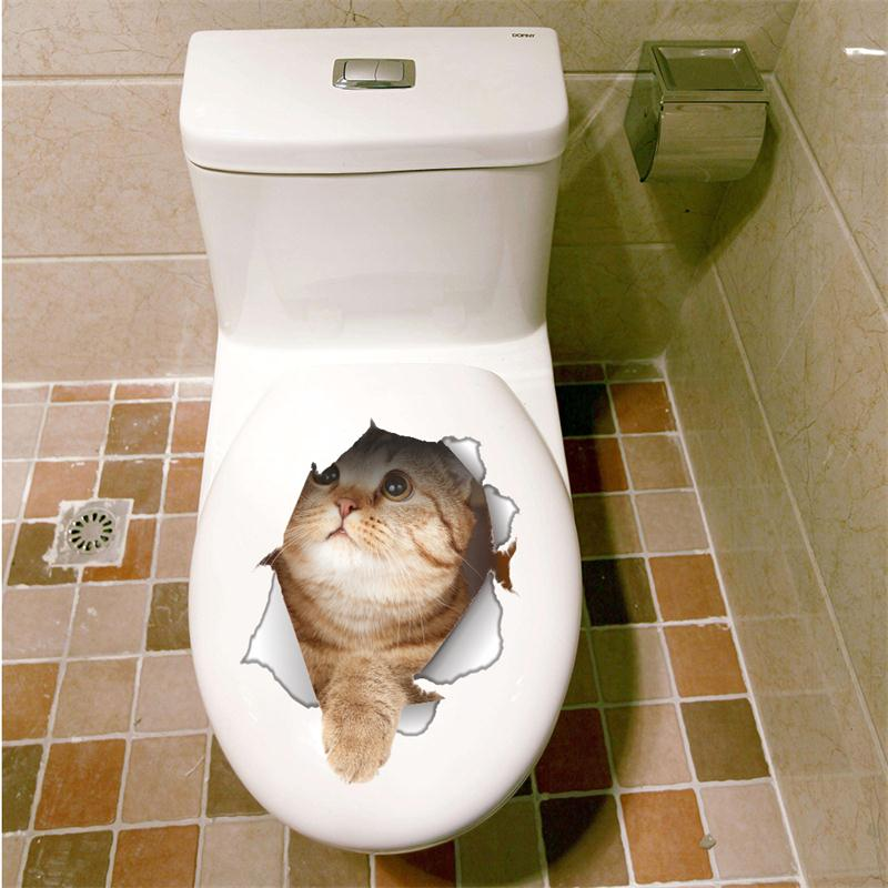 Cat Vivid 3D Smashed Switch Wall Sticker Bathroom Toilet Kicthen Decorative Decals Funny Animals Decor Poster PVC Mural Art Cat Vivid 3D Smashed Switch Wall Sticker Bathroom Toilet Kicthen Decorative Decals Funny Animals Decor Poster PVC Mural Art HTB1qpZaQpXXXXc2XVXXq6xXFXXXf