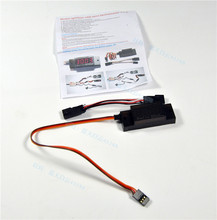 Rcexl Ignition Mini Tachometer V3.0 Revolution Meter for RC CDI Petrol Gas Engine(China)