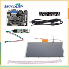 skylarpu 9 inch for AT090TN10 HDMI/VGA Digital LCD Driver Board with Touch Screen for Raspberry Pi