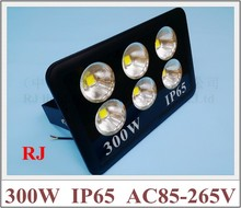 300W new design with cup reflector LED flood light floodlight spot light lamp 300W (6*50W) AC85-265V 24000lm CE