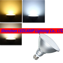 9W/12W/15W/18W E27 PAR20 PAR30 PAR38 Waterproof IP65 LED Spot Light Bulb Lamp Indoor Lighting Dimmable AC85-265V