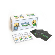 High Quality Cards Game Joking Hazard Board Game For Family Fun Party For Fidget Playing Cards