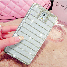 2017 Bling Square Colorful Cell Phone Case Shell For Lenovo K6 K6 Note Phab2 Plus Vibe X3 S90 ZUK Z2 Z2 Pro A2010 K5 PLUS