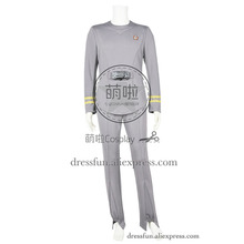 Star Trek The Motion Picture Cosplay Scott Chief Engineer Costume Uniform Outfits Halloween Fashion Party Fast Shipping(China)