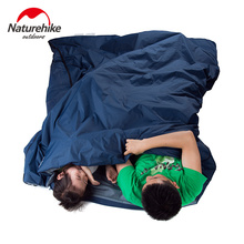 Buy Naturehike Splicing Envelope Sleeping Bag Ultralight Adult Portable Outdoor Camping Hiking Sleeping Bags Spring Autumn 1.9*0.75m for $28.00 in AliExpress store