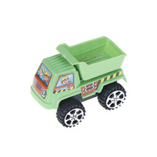 Baby Toy Truck Vehicle Pull Back Car Model Children Playing Toys Beach Sand Tools with Original Box(China)