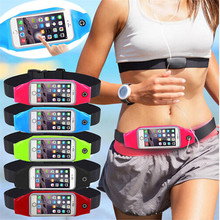 Waterproof Running Pocket Sport GYM Case Bag Pouch Cover Waist Belt Mobile Phone LG G4 G4c Stylus G3 G3s L70 Nexus 5 6p - C_C Mobilephone Accessories Store store