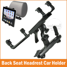 New 7 8 9 10 inch Tablet Car Holder Back Seat Pillow Car mount cradle soporte tablet desktop For iPad Stand up For Samsung Tab(China)