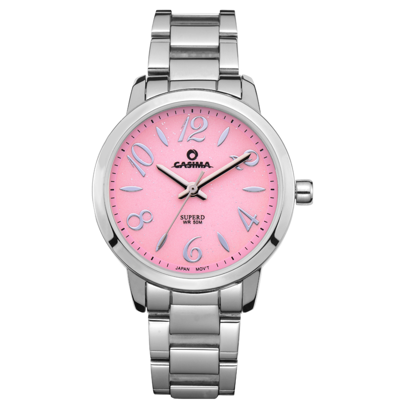 CASIMA Fashion luxury brand Bracelet watches women casual ladies quartz wrist watch womens waterproof relojes mujer 2901<br>