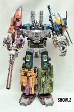 [Show.Z Store] Jinbao Oversized Bruticus - Nobox Transformation WB Warbotron Onslaught Brawl Swindle Blast Off(China)