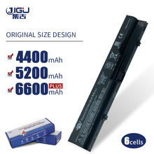 JIGU New Laptop Battery HSTNN-Q81C HSTNN-DB1B HSTNN-DB1A HSTNN-CB1A BQ350AA 593572-001 ProBook 4326s 4325s For HP