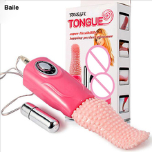 Baile Swing Vibrating Tongue,Oral Clitoral Stimulator,Clit Vibrator for Women,Adult Products Licking Toys Sex Toys Sex Product(China)