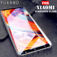 9H Explosion-proof Tempered Glass For Xiaomi Redmi Note 4X Full Screen Protector For Xiaomi Redmi Note 4 Protective guard Film(China)