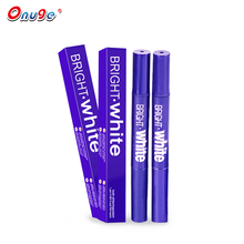 Onuge Oral Hygiene Teeth Whitening Gel Pen Top Professional Tooth Cleaning Bleaching Pencil Bright White Dental Pen(China)