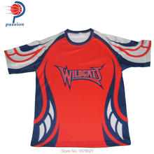 Men subliamted rugby shirts,rugby jersey,rugby team wear(China)