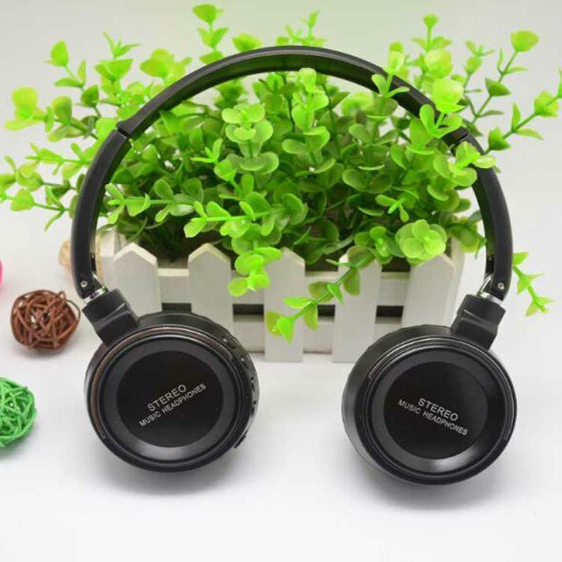 Bluetooth Stereo Headphones Wireless Headphones Bluetooth Headset Over the Ear Headphones with FM Radio SD Card Slot<br><br>Aliexpress