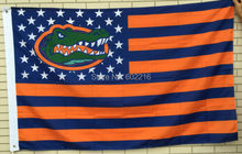 Florida Gators Stars & Stripes Flag 3ft x 5ft USA Flag