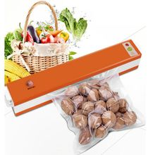 Home Appliance 220V Household Food Vacuum Sealer Machine Vacuum Packing Machine Film Container Food Sealer Saver New