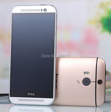 "HTC M8 Original HTC One M8  Phone With 5.0""screen Quad-core Dual 4MP+5MP Camera  WIFI GPS Free DHL-EMS shipping"