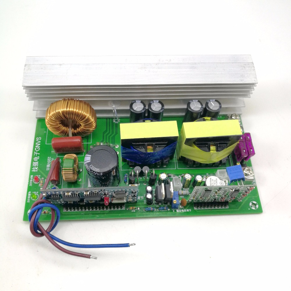 Buy Sine Wave Inverter Circuit Board And Get Free Shipping On Pure Diagram In Addition
