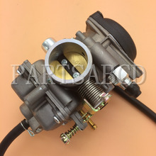 Original 30mm carburetor TK JIANSHE LONCIN BASHAN 250cc ATV QUAD ATV250 JS250 carburetor accessories