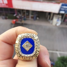 Promotion Price for Replica Newest Design 1988 Los Angeles Dodgers World Series  Championship Ring Free Shipping