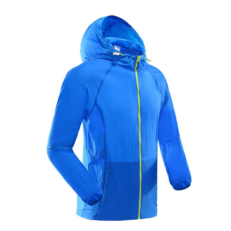 Man Jogging Raincoat (5)