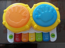 Children baby hand beat clap drum musical Keyboard Electronic organ puzzle game toy learning