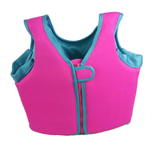 2017 New Kids Life Jacket Vest Boys Girls For Boating, Surfing, Sailing, Fishing, Drifting Children Swimming Tops Clothes DDO(China)