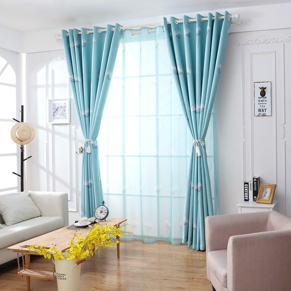 achetez en gros longue chambre rideaux en ligne des. Black Bedroom Furniture Sets. Home Design Ideas