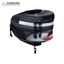 Gohide Mountain Road Bicycle Cushion Tool Hang Back Bag Cycling Saddle Back Seat Tail Pouch Package Bag Brand New With Zipper