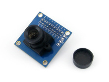 New OV7670 VGA Camera Module Lens CMOS 640X480 SCCB w/I2C Interface Auto Exposure Control Display Active For in stock can pay